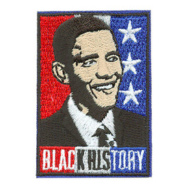 S-3997 Black History Patch