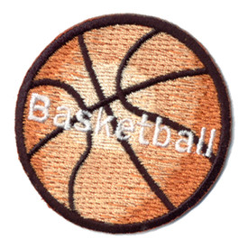 S-0302 Basketball Patch