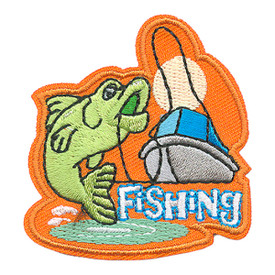 S-4007 Fishing Patch
