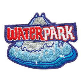 S-4013 Water Park Patch
