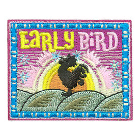S-4014 Early Bird Patch