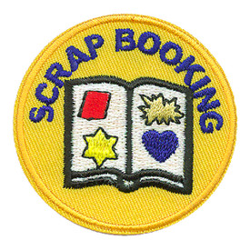 S-0303 Scrapbooking Patch