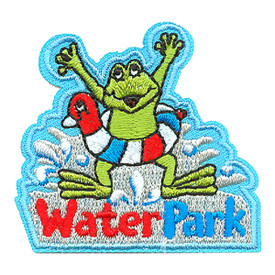 S-4020 Water Park Patch