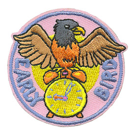 S-4021 Early Bird Patch