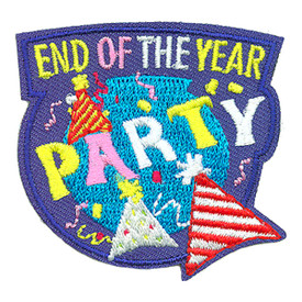 S-4027 End Of The Year Party Patch
