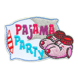 S-4028 Pajama Party Patch