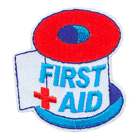 S-4034 First Aid Patch