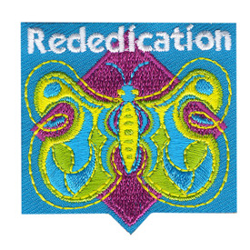 S-4041 Rededication Patch