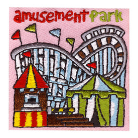 S-4055 Amusement Park Patch