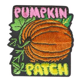 S-4057 Pumpkin Patch Patch