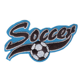 S-4060 Soccer Patch