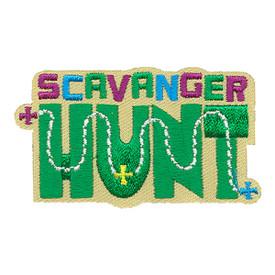 S-4062 Scavenger Hunt Patch