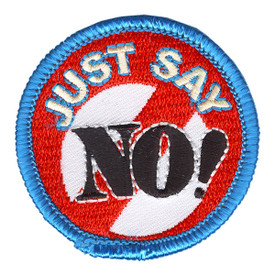S-4063 Just Say No Patch