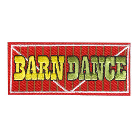 S-4067 Barn Dance Patch