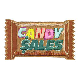 S-4070 Candy Sales Patch