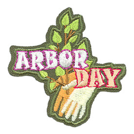 S-4074 Arbor Day Patch