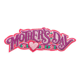 S-4076 Mother's Day Patch