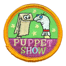 S-4078 Puppet Show Patch