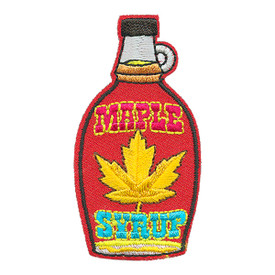 S-4081 Maple Syrup Patch