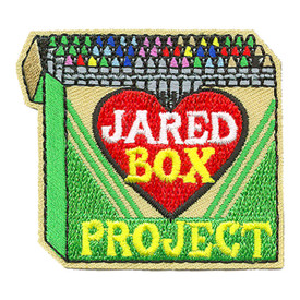 S-4084 Jared Box Project Patch