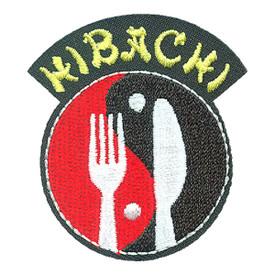 S-4087 Hibachi Patch