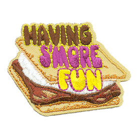 S-4088 Having S'more Fun Patch