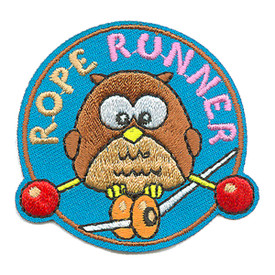 S-4089 Rope Runner Patch