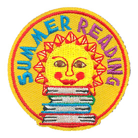 S-4100 Summer Reading Patch