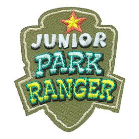 S-4101 Junior Park Ranger Patch