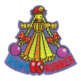 S-4103 Rope Runner Patch
