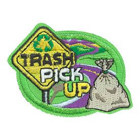 S-4116 Trash Pick Up Patch
