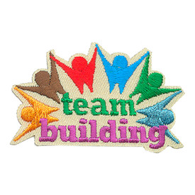 S-4117 Team Building Patch