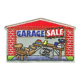 S-4123 Garage Sale Patch