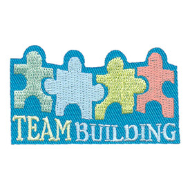 S-4125 Team Building Patch