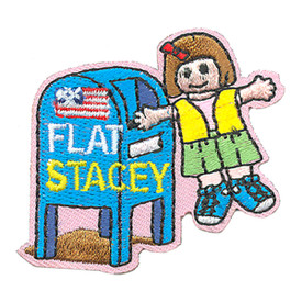 S-4126 Flat Stacey Patch