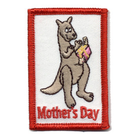 S-0324 Mother's Day - Kangaroo Patch