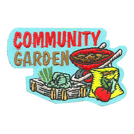 S-4140 Community Garden Patch