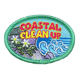 S-4142 Coastal Clean Up Patch