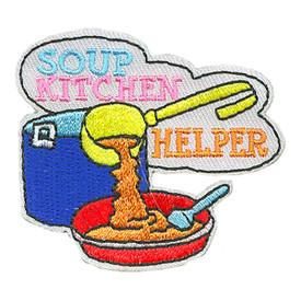 S-4145 Soup Kitchen Helper Patch