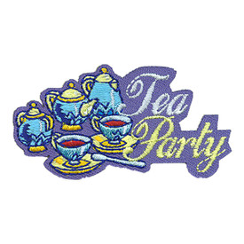 S-4146 Tea Party Patch