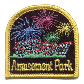 S-0325 Amusement Park Patch