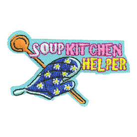 S-4152 Soup Kitchen Patch