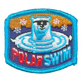 S-4158 Polar Swim Patch