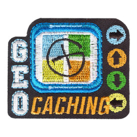 S-4159 Geocaching Patch
