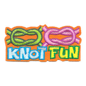 S-4162 Knot Fun Patch