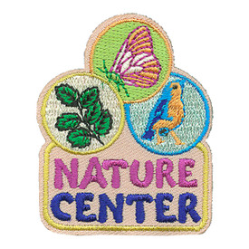 S-4168 Nature Center Patch