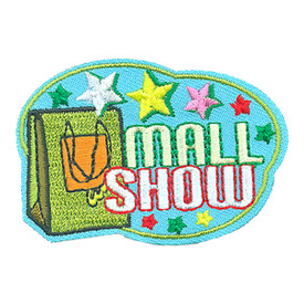 S-4174 Mall Show Patch