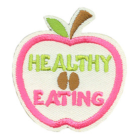 S-4185 Healthy Eating Patch
