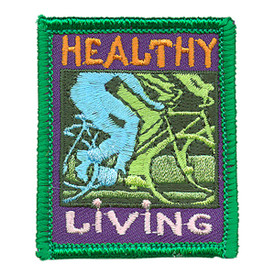 S-4190 Healthy Living Patch