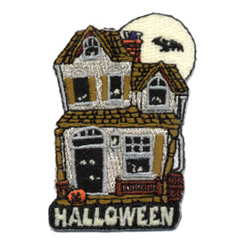 S-0330 Halloween Patch